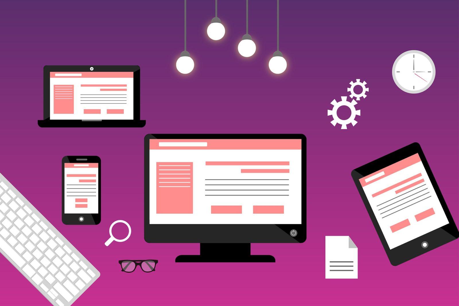 Web Tasarımı, Web Sitesi Geliştirme'den farklıdır