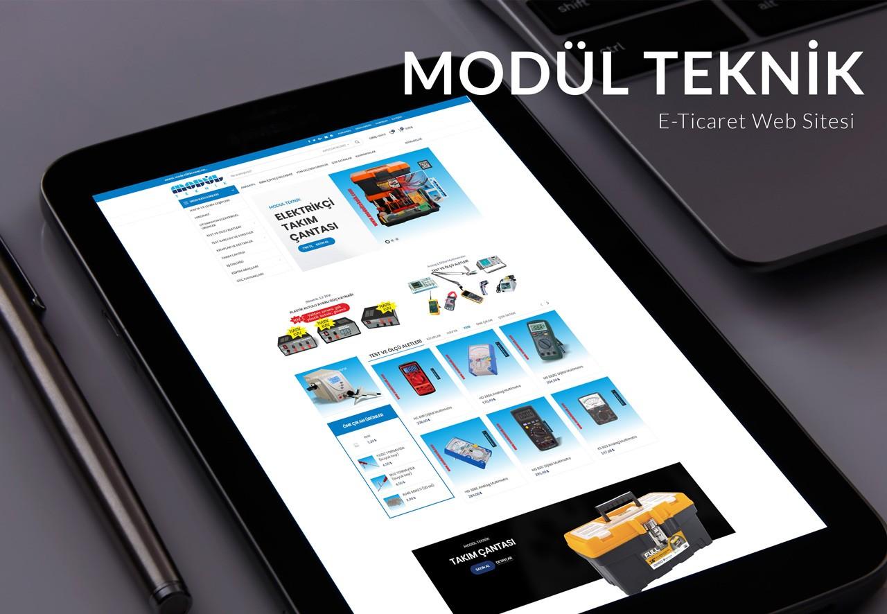modul teknik net 2