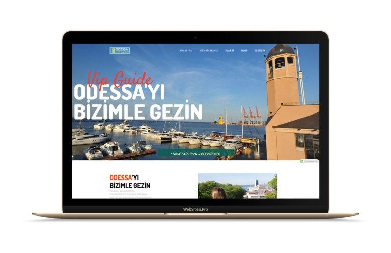 Odessa Vip Guide