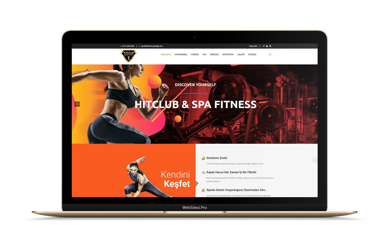 Hitclub Spa Fitness